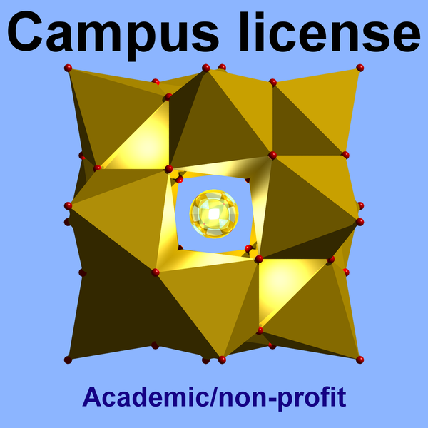 Diamond campus license (upgrade from site license) academic / non-profit