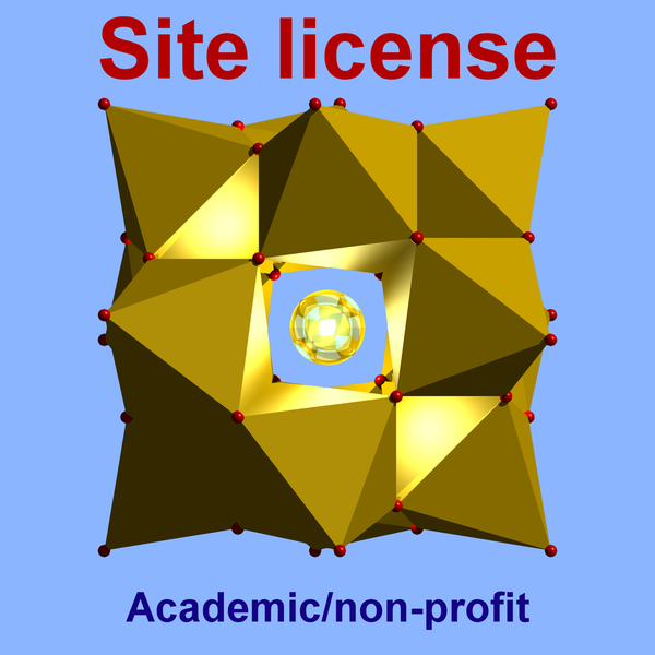 Diamond site license academic / non-profit