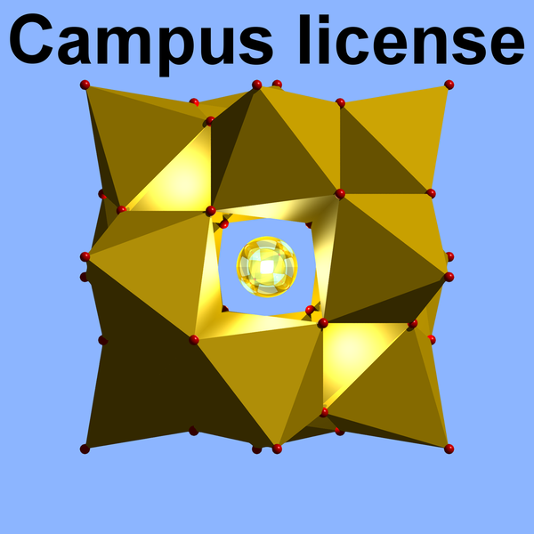Diamond campus license (upgrade from single license)